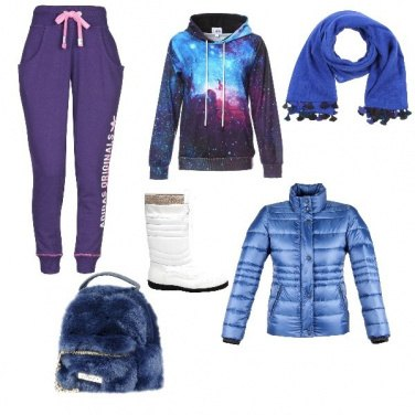 Outfit Prima neve