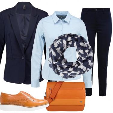 Outfit Una giornata al lavoro