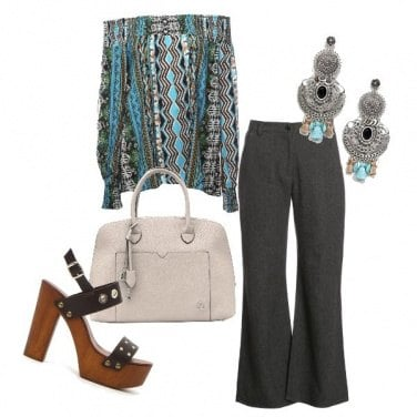 Outfit Etnico #3251