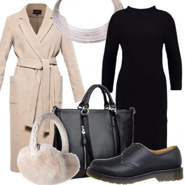 Outfit Al caldo con classe