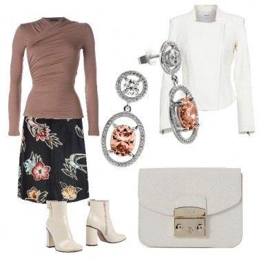 Outfit Romantica in mini