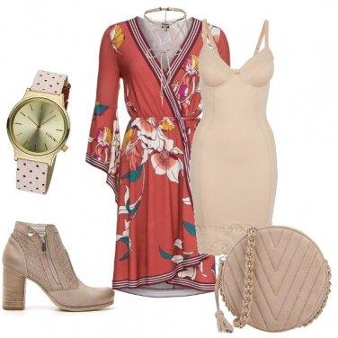 Outfit Abito a portafoglio