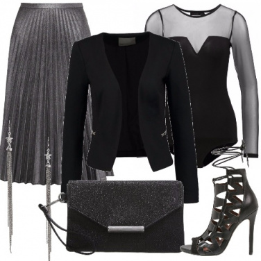 Outfit Chic e sexy