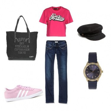 Outfit Portami a Los Angeles