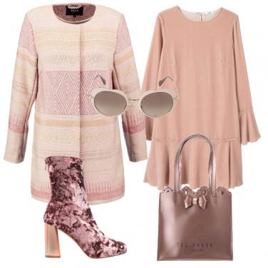Outfit Un tocco di cipria