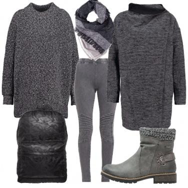 Outfit Giornata frenetica