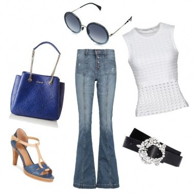 Outfit Blue......jeans