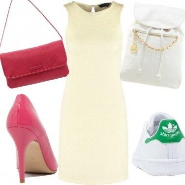Outfit Come gioco con il giallo...