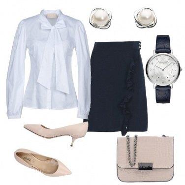 Outfit Classico in ufficio