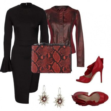 Outfit Sexy #2778