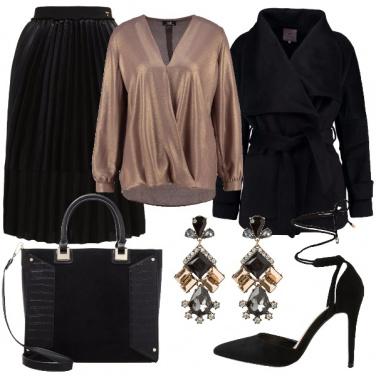 Outfit Pieghe eleganti