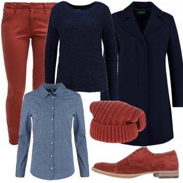 Outfit Il colore dell\'autunno