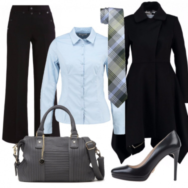 Outfit Donna dandy