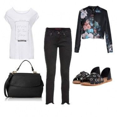 Outfit Rock #2774
