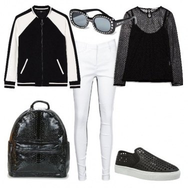Outfit Sport & Trendy