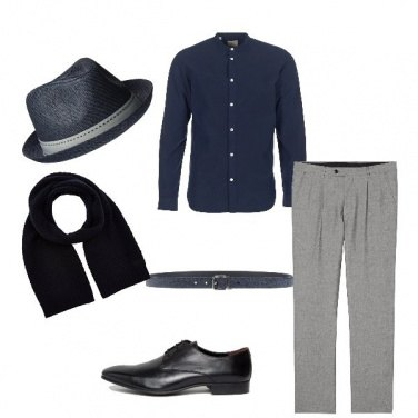Outfit Casual  4183 7abb9fc6af38