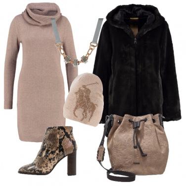 Outfit Giungla metropolitana