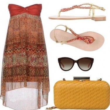 Outfit Ricordi di marocco