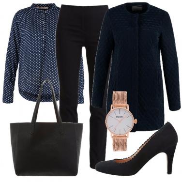 Outfit Un po\' blu