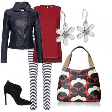 Outfit Rock #2777