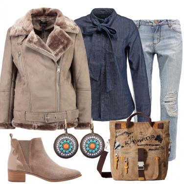 Outfit Voglia di country