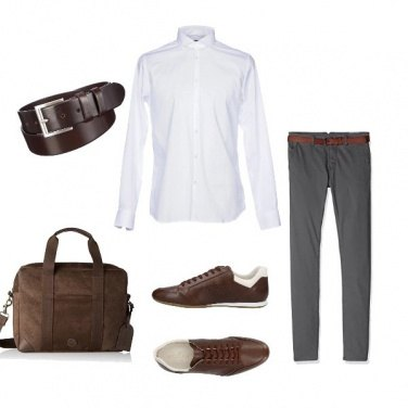 Outfit Business/Elegante #1081