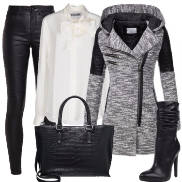 Outfit Forte e dolce