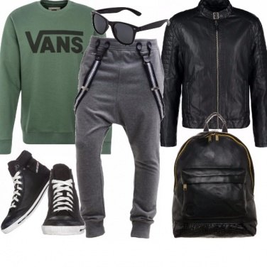 Outfit STAY ROCK