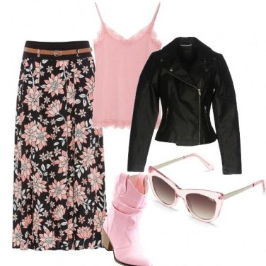 Outfit Country rock
