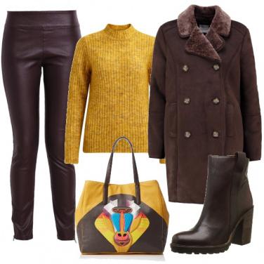 Outfit Giungla urbana