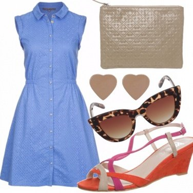 Outfit Vintage style