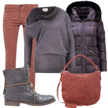 Outfit Colori inconsueti