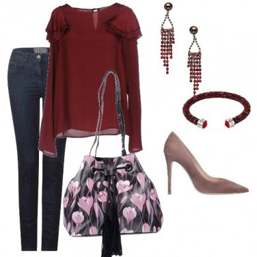Outfit Bon Ton #10716