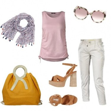 Outfit Uscita per shopping