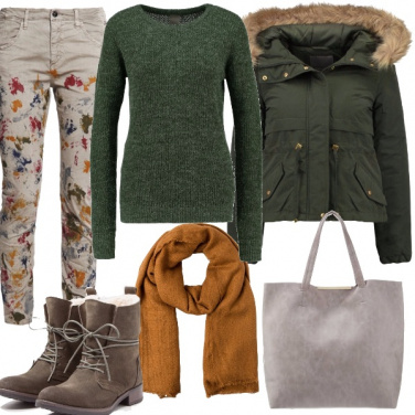 Outfit Schizzi d\'autunno