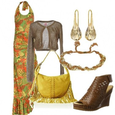 Outfit Etnico #3278
