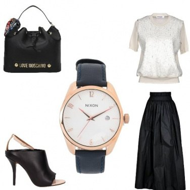 Outfit Sempre pronta e puntuale