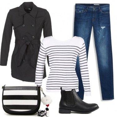 Outfit Primi freddi