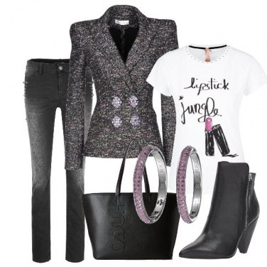 Outfit Trendy #20537