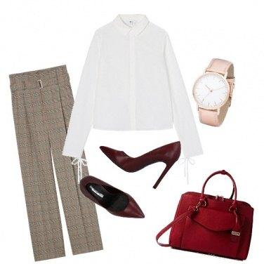 Outfit Rientro in ufficio