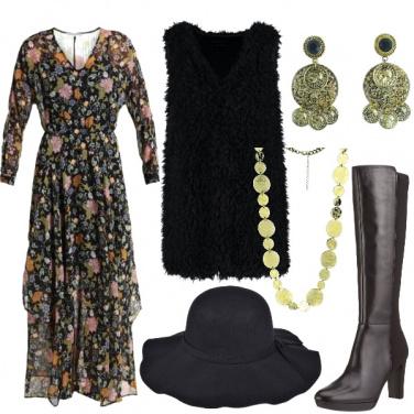 Outfit Lo stile bohemian