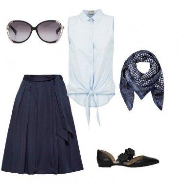 Outfit Audrey Hepburn 2018