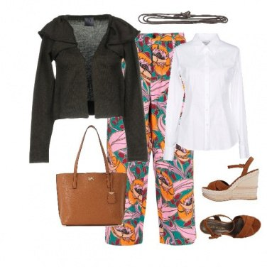 Outfit Casual per over 46
