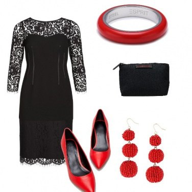 Outfit Tocco elegante