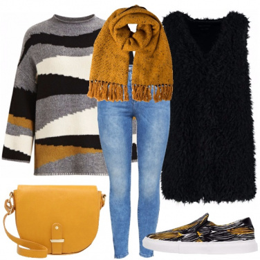 Outfit Sole invernale