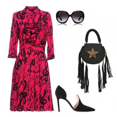 Outfit Rock and love