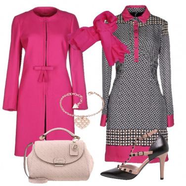 Outfit La vita è rosa