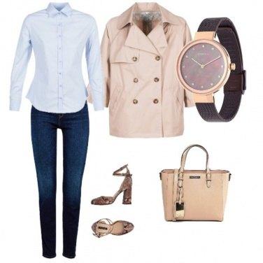 Outfit Fresche mattine