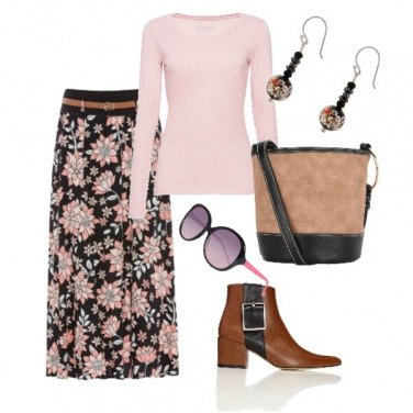 Outfit Anticipo d\'autunno