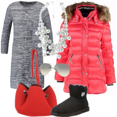 Outfit Week end a cortina